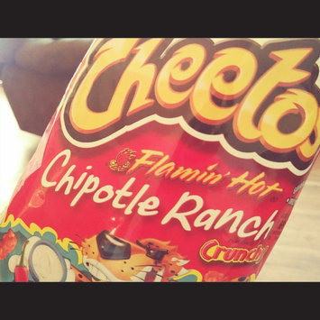 Photo of CHEETOS® Flamin' Hot® Chipotle Ranch Crunchy Cheese Flavored Snacks uploaded by Amanda H.