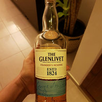 The Glenlivet Scotch Single Malt Founder's Reserve  uploaded by Karla L.