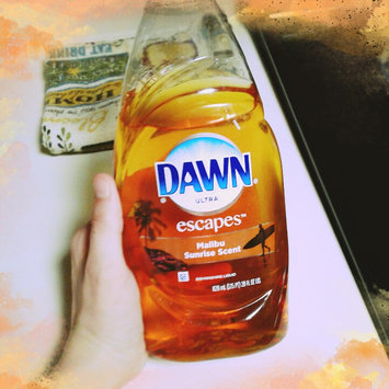 Photo of Dawn Ultra Malibu Sunrise Dishwashing Liquid, 24 fl oz uploaded by Rose S.