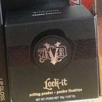Kat Von D Lock-It Setting Powder uploaded by Jessica J.