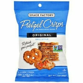 Pretzel Crisps® Original Pretzel Crackers 11.25 oz. Bag uploaded by Phillisede G.