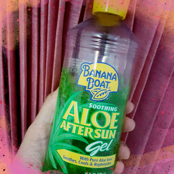 Photo of Banana Boat Soothing Aloe Vera After Sun Gel uploaded by Nicole L.