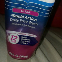 Clearasil Ultra Daily Face Wash Acne Medication uploaded by milly m.