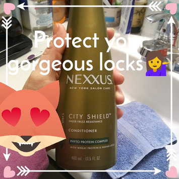 Nexxus City Shield Conditioner for All Hair Types uploaded by Kristen L.