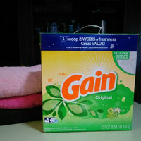Gain Original Powder Laundry Detergent uploaded by Leah B.