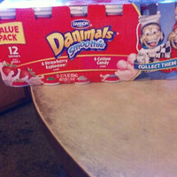 Dannon® Danimals® Smoothies Strawberry Explosion/Cotton Candy Smoothie 12-3.1 fl. oz. Bottles uploaded by Ashlie H.