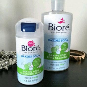 Biore® Baking Soda Acne Scrub uploaded by Devin S.