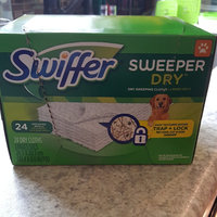 Swiffer® Sweeper® Dry Pad Refills - Unscented uploaded by Antonia M.