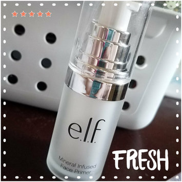 e.l.f. Cosmetics Mineral Infused Primer uploaded by Tawny D.