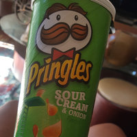 Pringles Potato Crisps Sour Cream & Onion uploaded by Dezanee S.