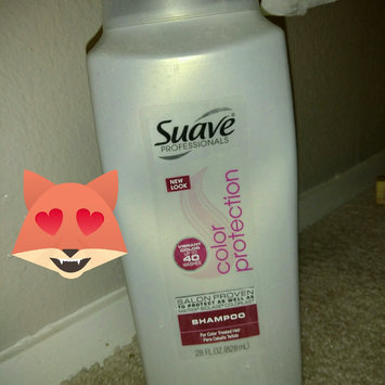 Photo of Suave Professionals Color Protection Shampoo, 28 oz uploaded by Abigail M.