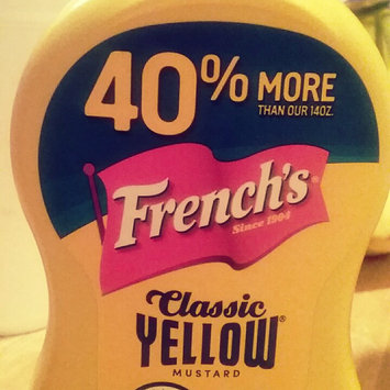 Photo of French's Classic Yellow Mustard uploaded by Nauchelle w.