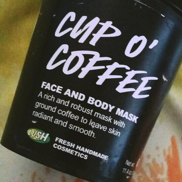 LUSH Cup O' Coffee Face and Body Mask uploaded by Alexis R.