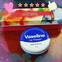 Vaseline Lip Therapy Original Lip Balm Tin uploaded by Karen S.