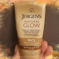 Jergens Natural Glow FACE Daily Facial Moisturizer SPF 20 uploaded by jaime H.