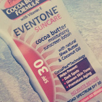 Palmer's Eventone Suncare Cocoa Butter Moisturizing Sunscreen Lotion uploaded by keren a.