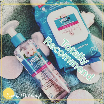 Photo of yes to cotton Comforting Micellar Cleansing Water uploaded by caitlin t.