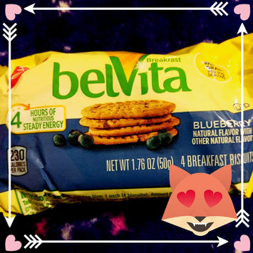 Photo of belVita Blueberry Breakfast Biscuits uploaded by Jessica G.