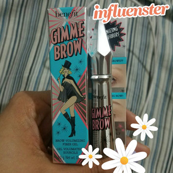 Benefit Cosmetics Gimme Brow Volumizing Eyebrow Gel uploaded by Krysbell P.
