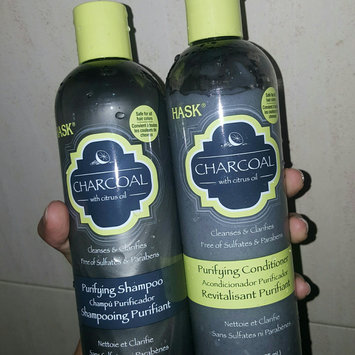 Hask Charcoal Clarifying Conditioner uploaded by Famz H.