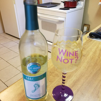 Barefoot Moscato uploaded by Kelly S.
