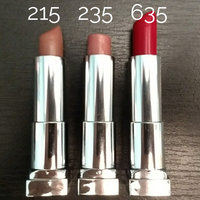 Maybelline New York ColorSensational Lipcolor uploaded by Caroline M.