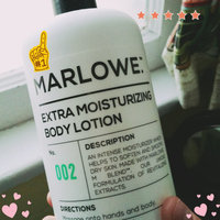 Marlowe. No. 003 Sensitive skin body lotion 15 oz uploaded by Annette H.