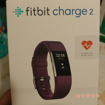 Fitbit Charge 2 - Plum, Small by Fitbit uploaded by Miranda D.
