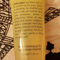 philosophy purity made simple one-step facial cleanser uploaded by Arcy J.
