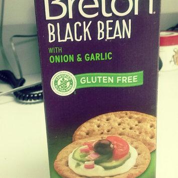 Photo of Breton Crackers Black Bean With Onion & Garlic uploaded by Nauchelle w.