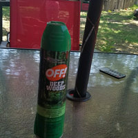 Off!® Deep Woods® Insect Repellent 9 oz. Aerosol Can uploaded by Aimee W.