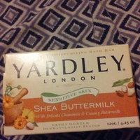 Yardley London Sensitive Skin Shea Buttermilk Moisturizing Bath Bar uploaded by Ashlie H.