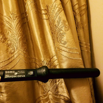 Enzo Milano Curling Iron, Black, 25mm Round uploaded by S. W.