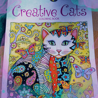 Creative Haven Coloring Books uploaded by Toni E.
