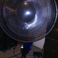 Lasko Oscillating Stand Fan uploaded by Yolanda S.