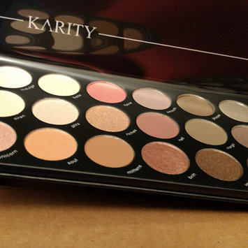 Photo of Karity Cosmetics Studio 12-Piece Natural Hair Makeup Brush Set With Pouch uploaded by Alicia L.