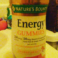 Nature's Bounty® Energy Gummies uploaded by Stephanie L.