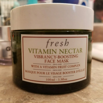Fresh Vitamin Nectar Vibrancy-Boosting Face Mask 3.3 oz uploaded by Elaine S.