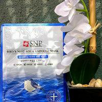 SNP Bird's Nest Aqua Ampoule Mask uploaded by Yulia K.