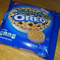 Nabisco Oreo Blueberry Pie Cookie uploaded by Celia G.