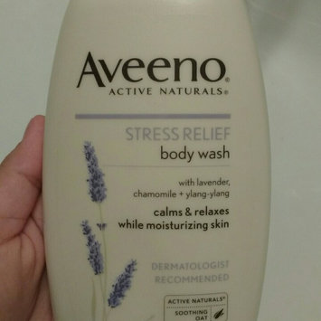 Photo of Aveeno® Stress Relief Body Wash uploaded by Taiane G.