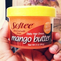 Softee Mango Butter Daily Hair Dress, 3 oz uploaded by Jordin P.