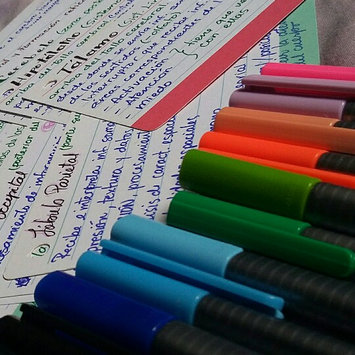 Photo of Staedtler Triplus Fineliner Pens, Assorted, Set of 20 uploaded by Ana A.