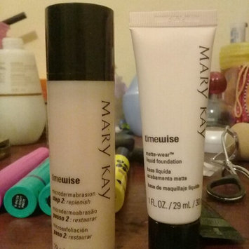 Photo of Mary Kay Timewise Microdermabrasion Set uploaded by Mannu O.