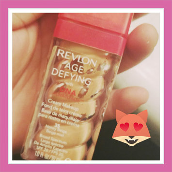 Photo of Revlon Age Defying With DNA Advantage Cream Makeup SPF 20 uploaded by Joy P.