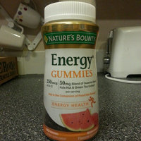 Nature's Bounty® Energy Gummies uploaded by Joan M.