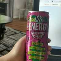 V8® +Energy White Grape Raspberry Juice 12 fl. oz. Can uploaded by Allena C.