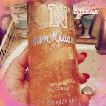Photo of Pink Sun Kissed Shimmer Mist by Victoria's Secret for Women - 8.4 oz Body Mist uploaded by Angelina B.
