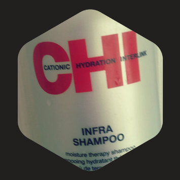 Photo of CHI Infra Moisture Therapy Shampoo, 12 fl oz uploaded by Rachel P.