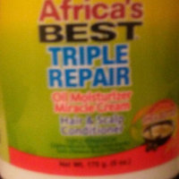 Africa's Best Triple Repair Oil Moisturizer Hair and Scalp Conditioner uploaded by Tasha J.